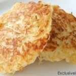 German Potato Pancakes Recipe