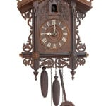 A Brief History Of The Cuckoo Clock