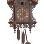 A Brief History Of The Cuckoo Clock