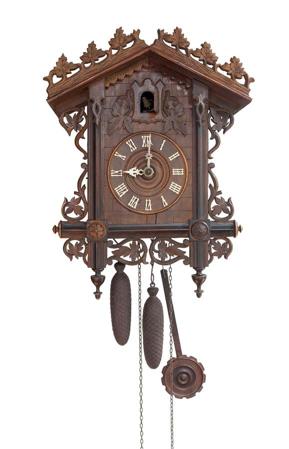 cuckoo clock history