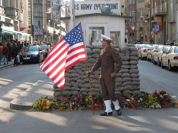what is check point charlie?