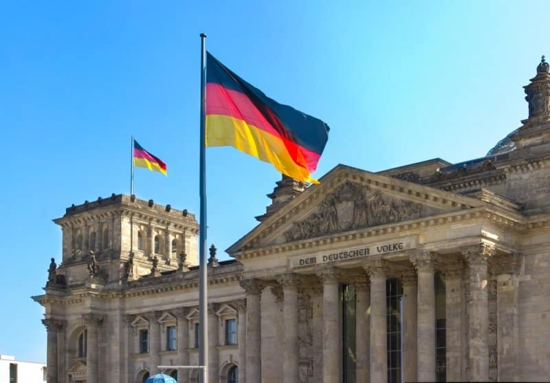 germany parliament building berlin