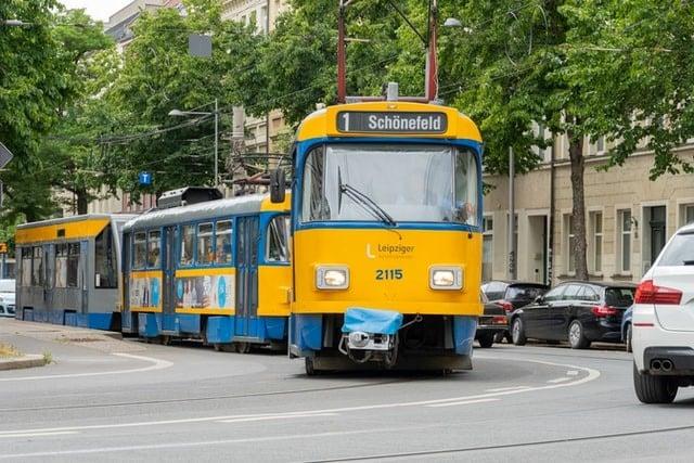 road train in germany