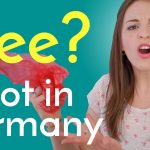 5 Things in Germany that are NOT Free!