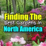 Finding The Best Gardens In North America