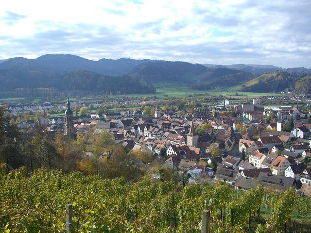 Gengenbach town