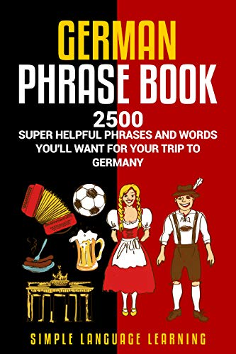 German phrase book