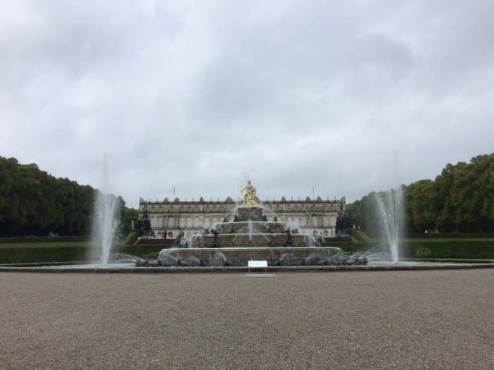 Herrenchiemsee New Palace Things to do in Bavaria