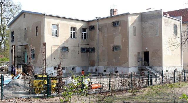 KGB Prison Potsdam