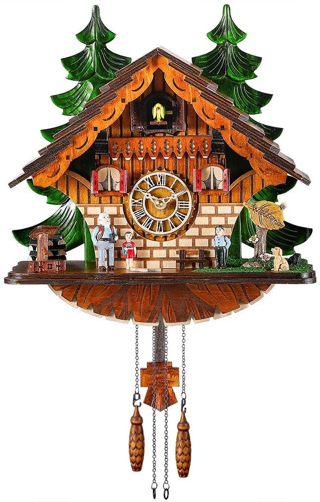 Kintrot Cuckoo Clock