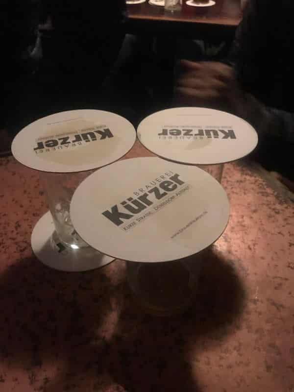 Kurzer Brewery - Düsseldorf Germany