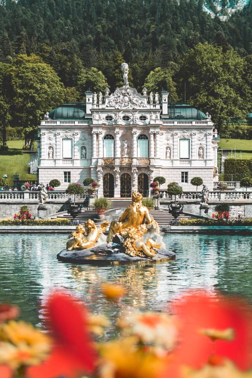 Linderhof Palace Bavaria, Germany