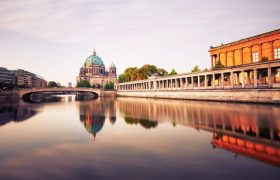 Museum Island with Berlin Cathedral