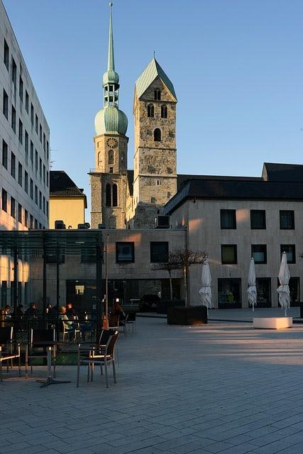 St. Reinolds church dortmund