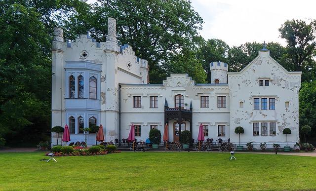 The Babelsberg Park
