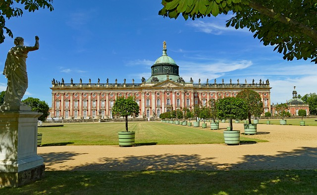 The new palace Potsdam