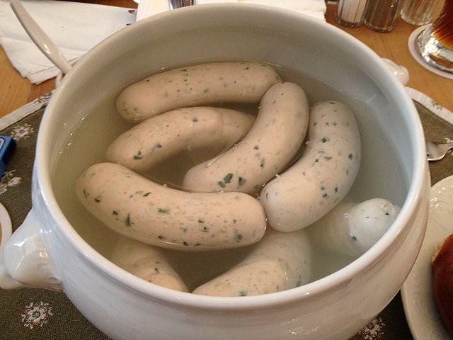 Weißwürste - german sausage