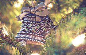 German Christmas glass ornaments