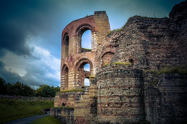 trier, roman imperial baths
