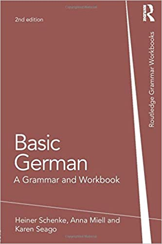 Basic German-books to learn german
