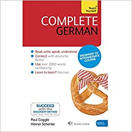 Complete German - books to learn german